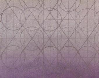 Study for Lavender Dusk (print)