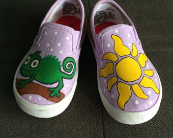 RAPUNZEL Shoes - custom