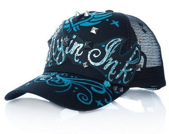Pretty In Ink Snapback Hat