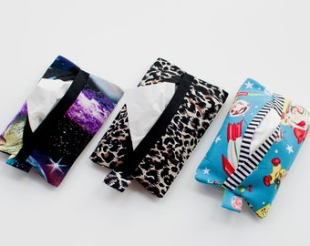 Funky Pocket Tissue Covers