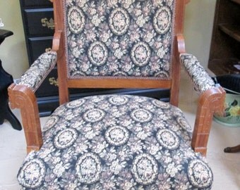 Eastlake Chair, Vintage, Antique