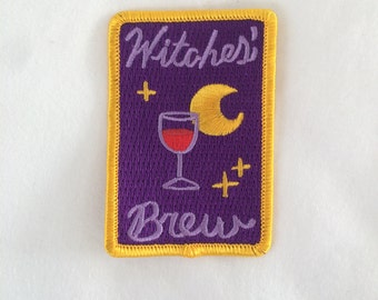 Witches' Brew Patch