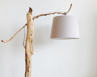 "Floor lamp ""Touch"""