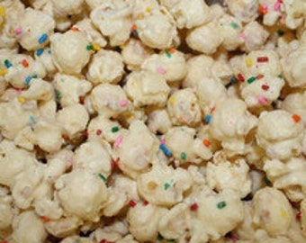 Birthday Cake Gourmet Popcorn