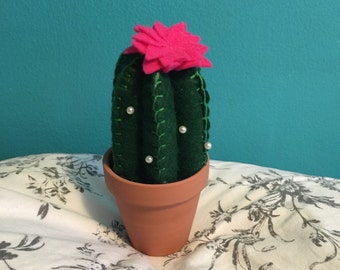 Cactus Pin Cushion -Cactus-Pincushion-