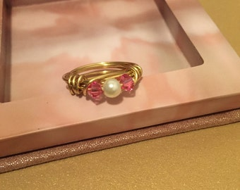 Birthstone and Pearl