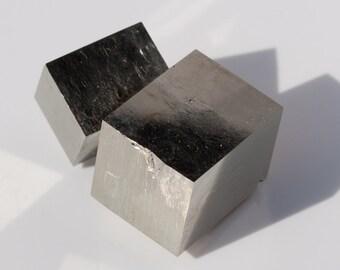 Pyrite Cubes Mina Victoria Navajun La Rioja Spain (BX22015)