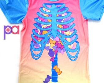 Chest Cavities Suguro T-Shirt