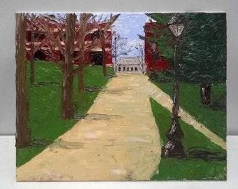 Marywood Walkway