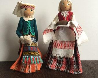 Russian Peasant Dolls