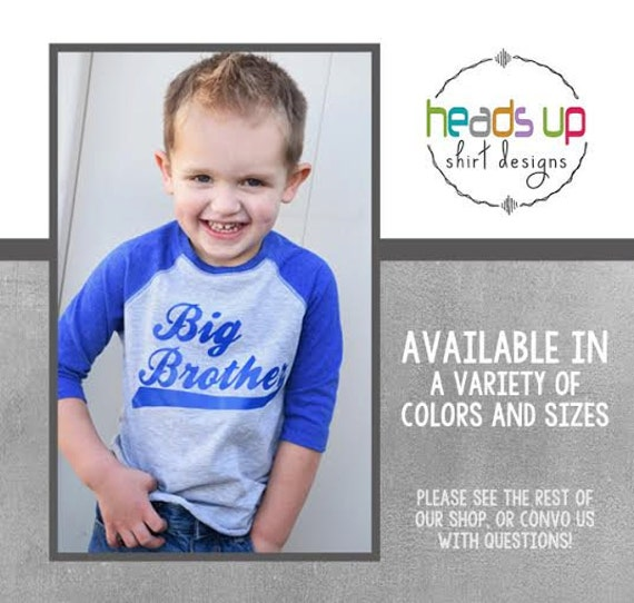 Big brother raglan tee toddler toddler boy big brother for Big brother shirts for toddlers carters