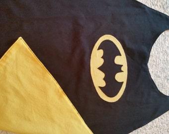 Batman Superhero Cape, Batman, Superhero, Superhero Cape, Batman Cape, Boys Cape, Girls Cape