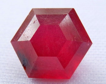 RUBY GLASS TREATED