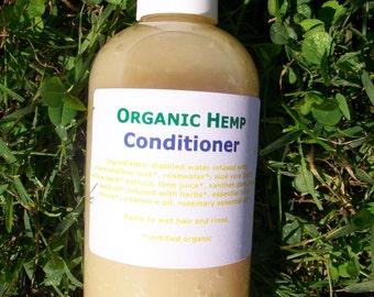 Organic Hemp Conditioner