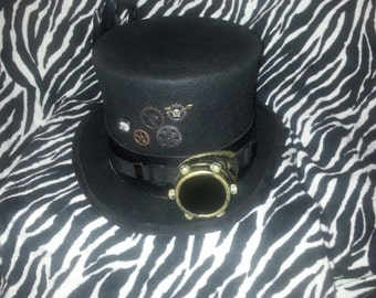 Steampunk Top Hat, XL (61cm)