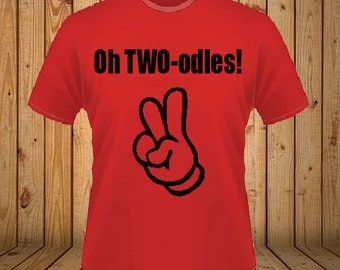 Oh TWO-odles Shirt