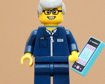 Tim Cook / CEO of Apple - exclusive minifigure