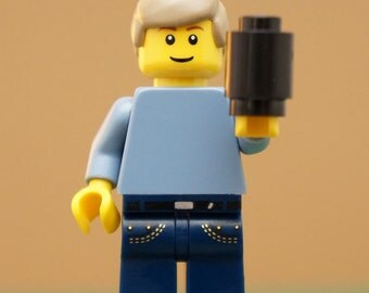 Phil Schiller / Marketing Manager at Apple - exclusive minifigure