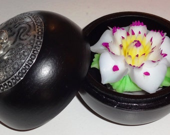 Handcrafted Soap Flowers