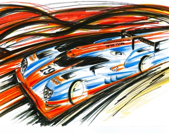 What if, gulf livery 919