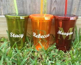 Personalized cups!