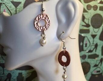 Copper Cutie Earrings