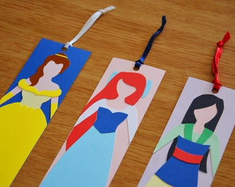 Fairy tale bookmarks