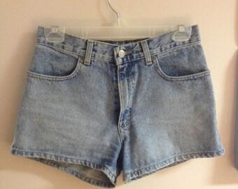 Vintage J. Crew 90's Demin Shorts