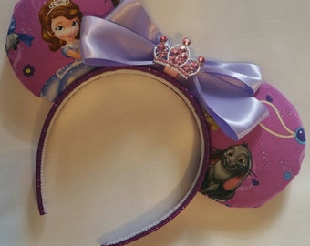Sofia the First Minnie Ears