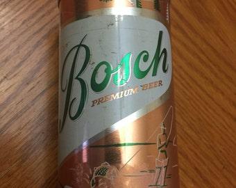 Bosch beer can - empty