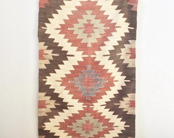 Margaret   < turkish kilim rug >