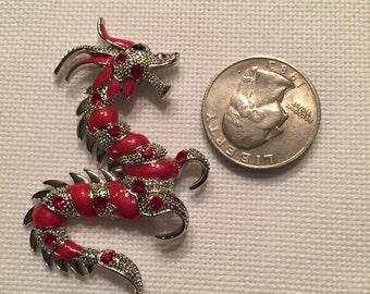 Red Dragon Needle Minder