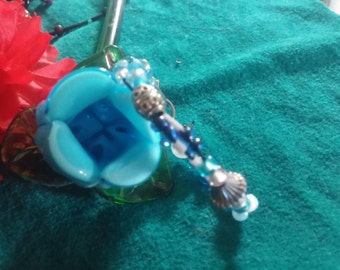 Blue children's bracelet