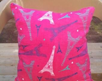 Paris In Pink 14 x 14
