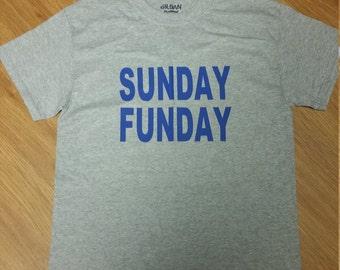 T-Shirt: Sunday Funday