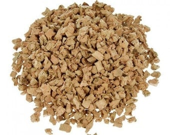 Granulated Cork, 3-7 mm, 1 ltr. / approx. 75 gr.