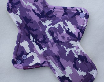 """11"""" moderate cloth pad, wool backed"""