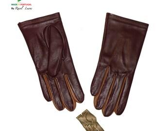 Ladies Leather Gloves (SA2015)