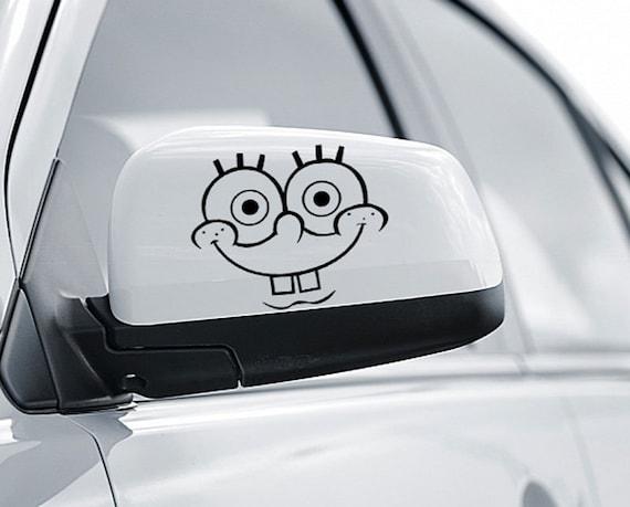 Spongebob Car Decals Custom Vinyl Decals - Spongebob decals for cars