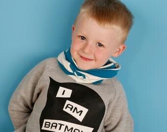 I am Batman sweatshirt