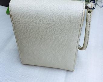 Vintage leather 1950's/1960's handbag