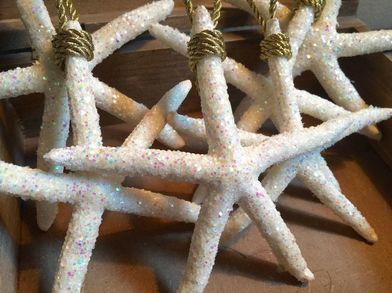 Starfish Ornament Starfish Wedding Favor Shell Favors