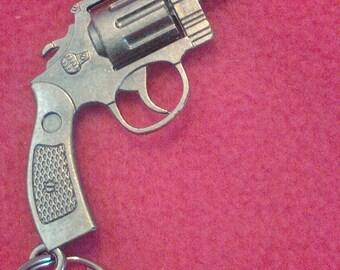 Revolver Keychain