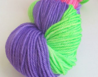 Picket Fence Worsted Yarn
