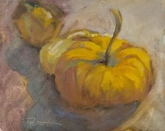 Ochre Pumpkins
