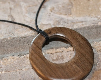 Nursing or Teething Necklace - Natural Graywood - FREE SHIPPING