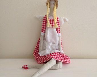 Angel Doll Tilda Gardner