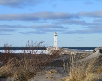 Sodus Point Lighthouse, NY -by SNAP1PHOTOayoung - Alicia L. Young