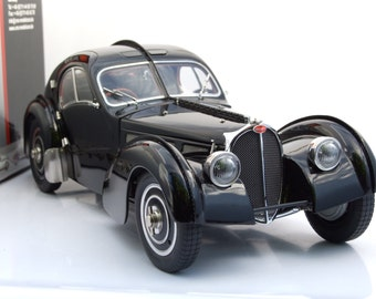 CMC 1934 bugatti type 57c atlantic 1:18