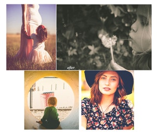 50% OFF 60 Proffesional Lightroom Presets Autumn and Winter Collection